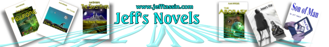 Jeff Tassin Novels