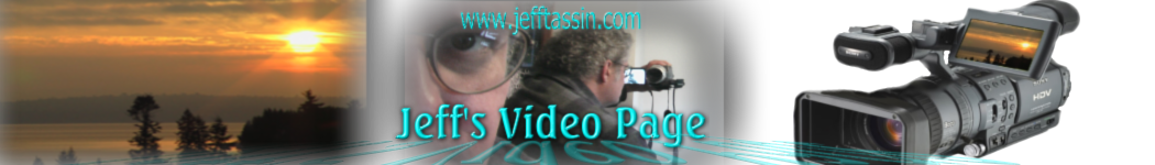 Jeff Tassin Video Page