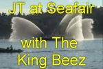 Jeff Tassin with Bill Brown & the Kingbeez at Seafair